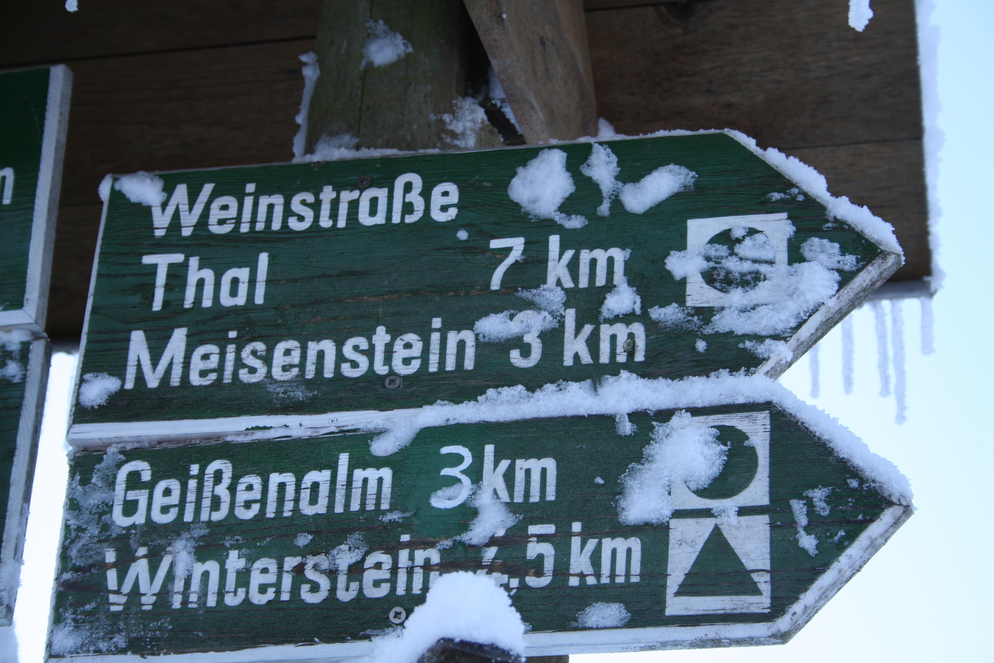 Der Geist vom Meisenstein – Ein Märchen aus dem Thüringer Wald