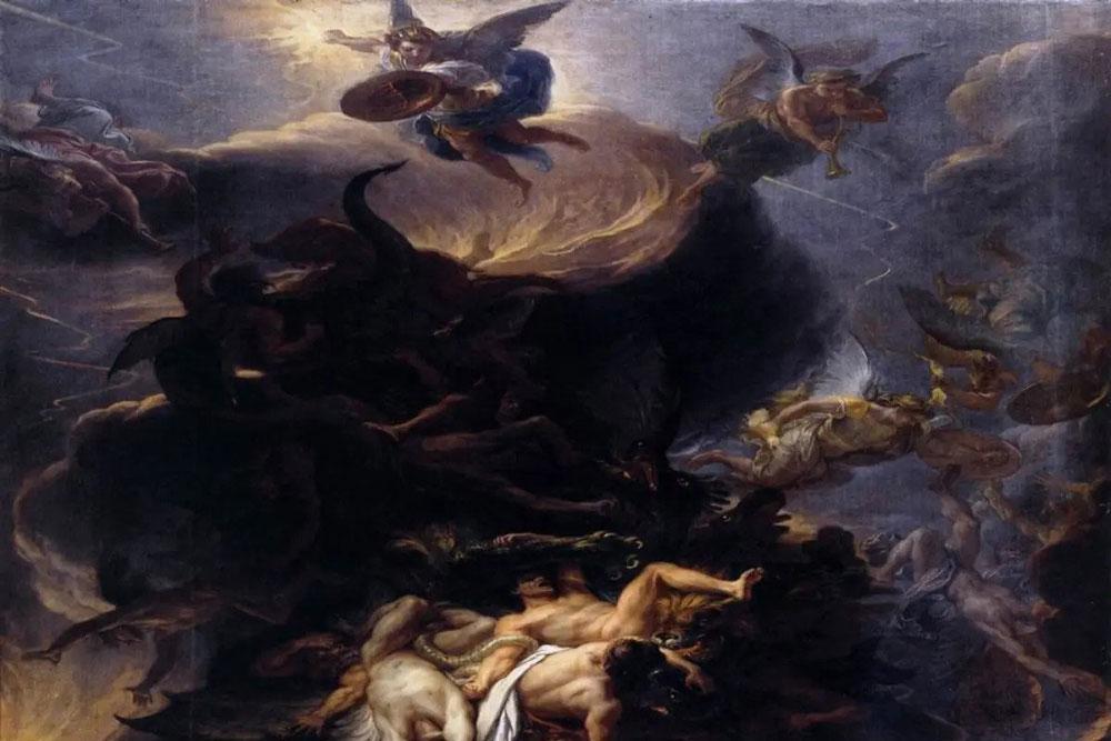 Die Geliebte des Nephilim